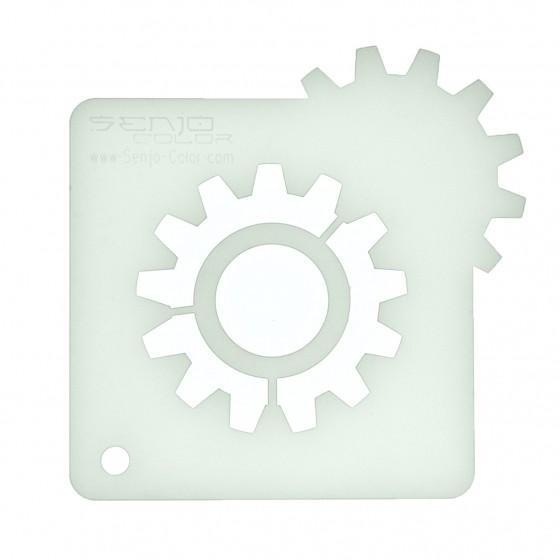 Stencil Gear