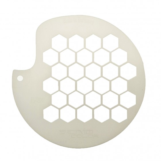 Stencil Big honeycomb