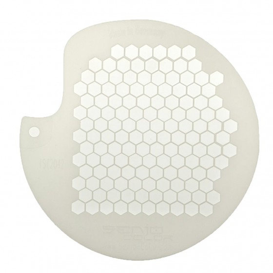 Stencil small honeycomb