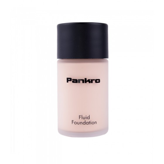 Fluid Fundation Pankro 30ml.