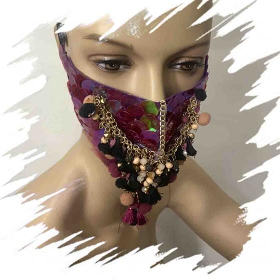 Sahara face mask