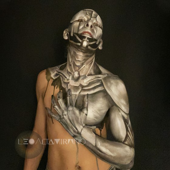 Parcial Body Painting