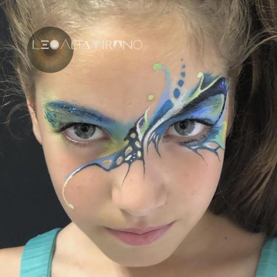 Maquillaje Carnavales y eventos