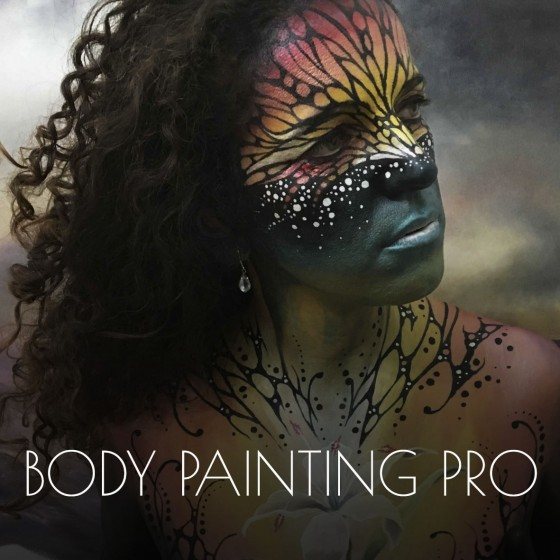 Monthly payment Body Painting Course