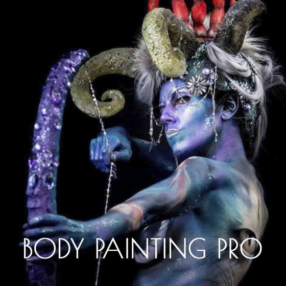 Body Painting Course