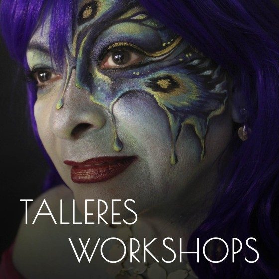 Auto-make-up Workshops.