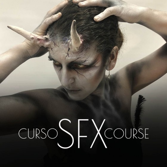 Intensive Course, FX Makeup Special Effects.