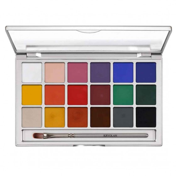 Coloring Vision Vivid palette