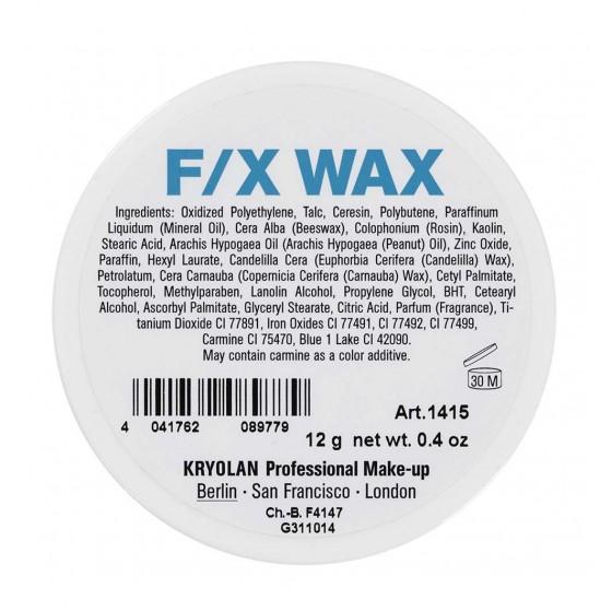 F/X Wax