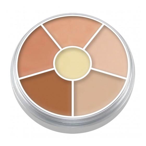 Ultra fundation color circle 40g.