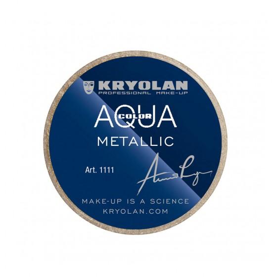 8ml. Aquacolor metallic...