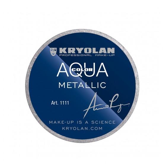 8ml. Aquacolor metallic Kryolan