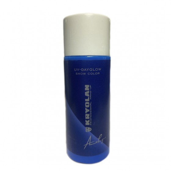 Liquid UV Dayglow show color Kryolan 100ml.
