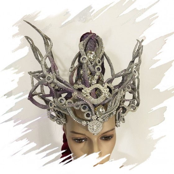 Crystal FX Fascinator