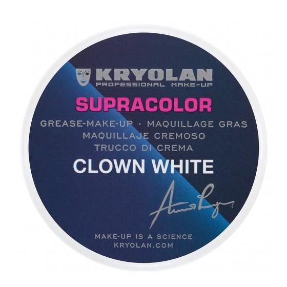 Supracolor Clown White 30g.