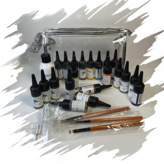 Senjo Color make-up set
