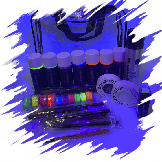 Kit UV Profesional.