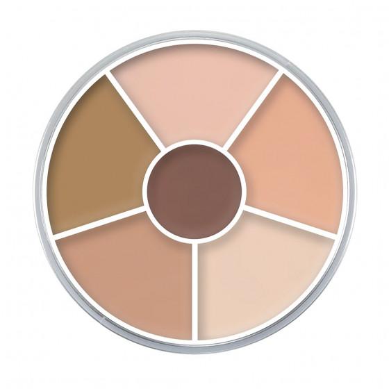 Cream color circle Lovel 30ml.