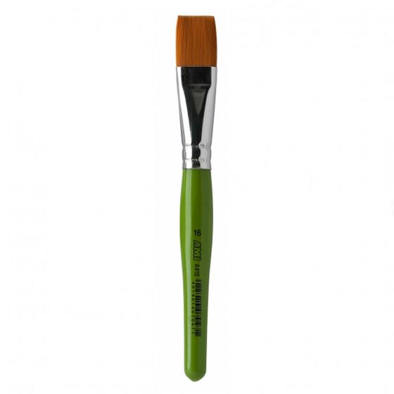 Flat brush No. 16