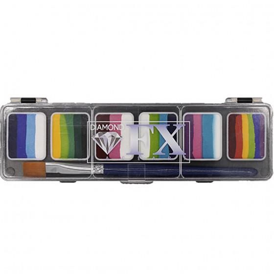 Shinne Split Cakes palette.