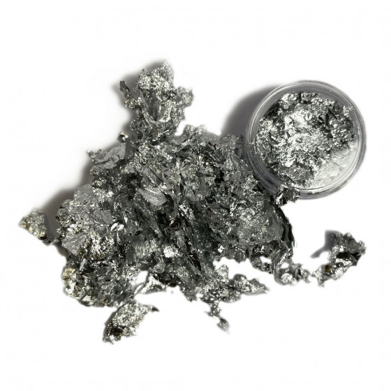 Metallic Flakes.
