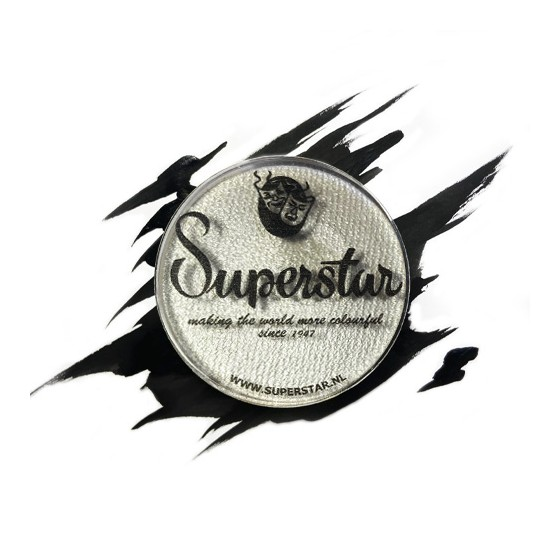 45g. Metallic water based makeup Superstar