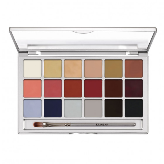 Coloring Vision Stage palette