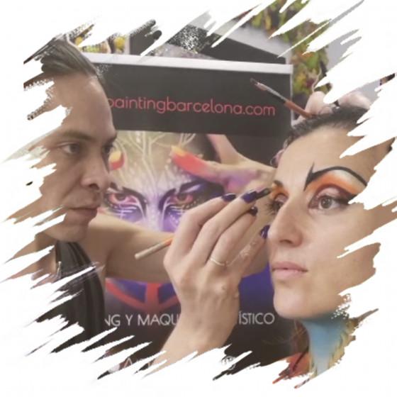 4 hours Make-up artist