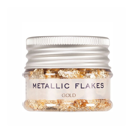Metallic Flakes.