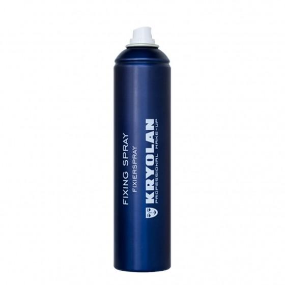 Spray fijador Kryolan.
