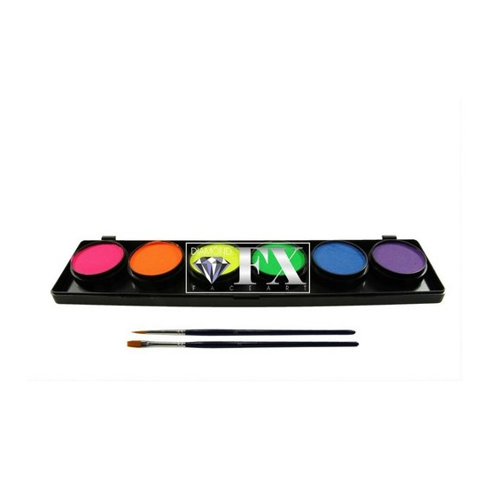 UV Diamond FX Set 6 Shades.