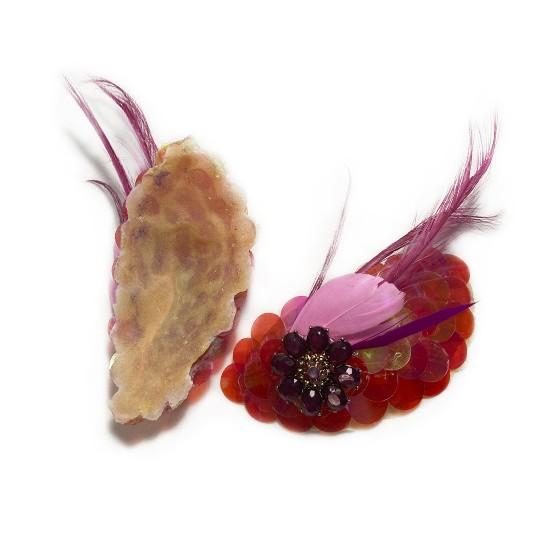 Pezoneras Coral, Aplicación Latex