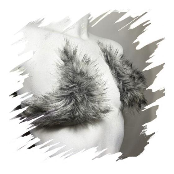 Stuffed Nipples Covers, Latex Applications