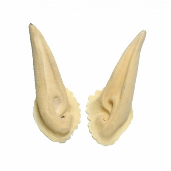 copy of Closed Elf Ears, Latex Application