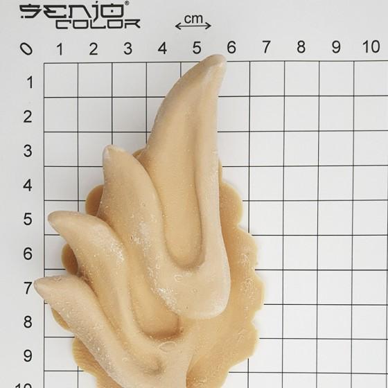 Tricorn Elf Ears, Latex Application